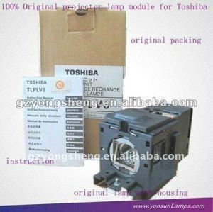 Toshiba tlplv8 per tdp-t45/U proiettore lampadina
