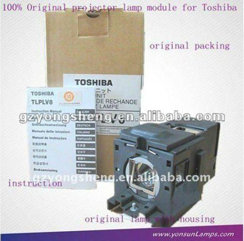 Toshiba tlplv8 für tdp-t45/U projektor lampe