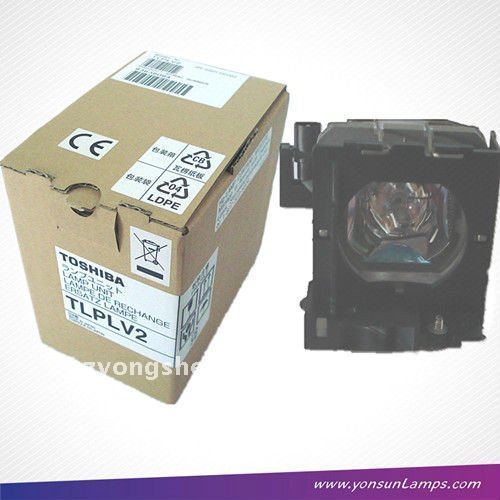 Tlp-lv2 projektorlampe für toshiba tlp-s40 projektor