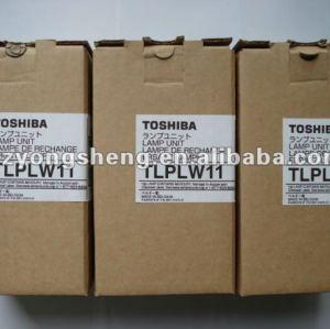 Tlp-lw11 toshiba lampada del proiettore in forma per tlp-x2000 proiettore