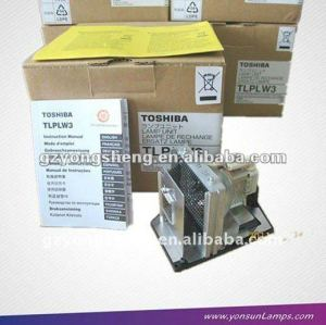 La lampada del proiettore per toshiba tdp-t90 tlp-lw3 proiettore