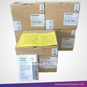 Projektorlampe des Wiedereinbaus TDP-TW90 für Toshiba TLP-LW3