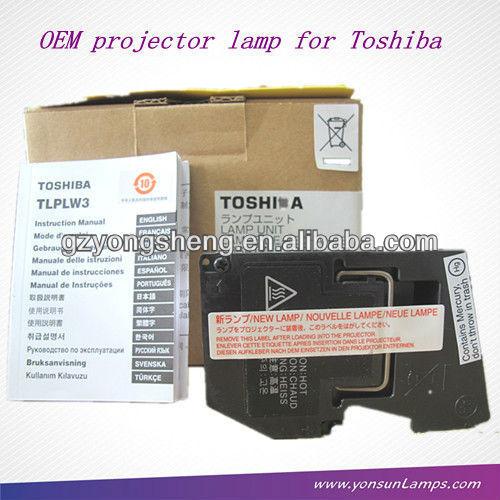 Toshiba oem tlp-lw3 tdp-tw90 projektor lampe