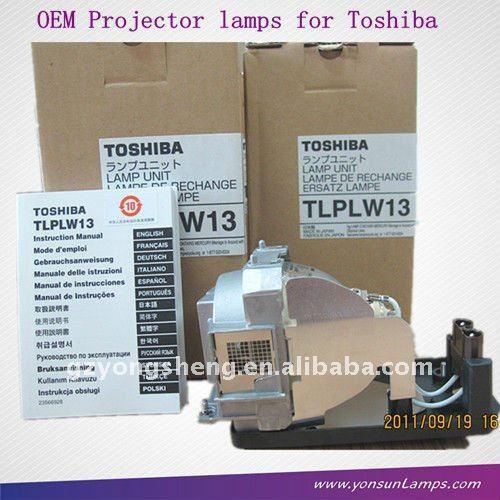 Lampe des Projektors TLP-LW13 für Projektor Toshiba-TDP-TW350U