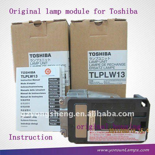 Quecksilberlampe für Projektorlampenbirne Toshiba-TDP-T350
