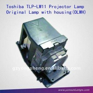Tlp-lw11 originale lampada del proiettore per toshiba tlp-x2000/edu proiettore