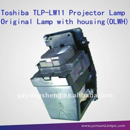 Tlp-lw11 lampada del proiettore per toshiba con prestazione stabile