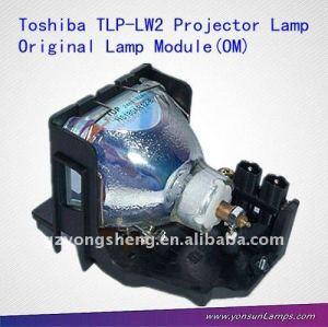 Projektorlampe tlp-lw2 tlp-s220 projektor toshiba