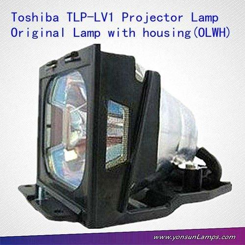 Für toshiba tlp-lv1 projektor lampen