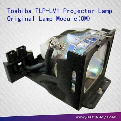 Für tlp-lv1 toshiba projektor lampe