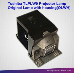 Per toshiba lampada del proiettore per toshiba tdp-t95 tlp-lw9