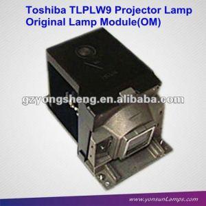 Original lampe modul( OM) für toshiba tlp-lw9