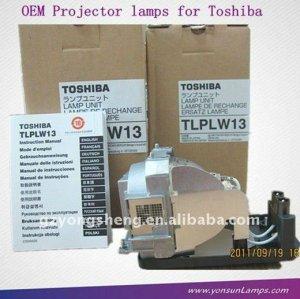 Toshiba tlp-lw13 originale lampada del proiettore per toshiba tdp-t350