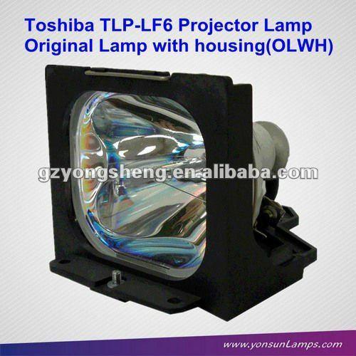 Projektorlampe toshiba tlp-lf6 für tlp-680 toshiba projektor
