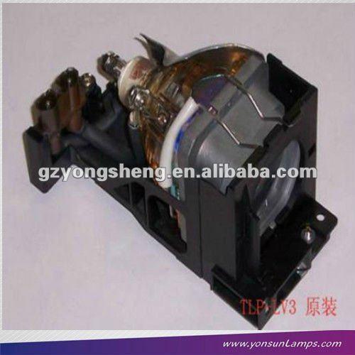 Original projektor lampe für projektor tlp-s10 tlp-lv3 fit