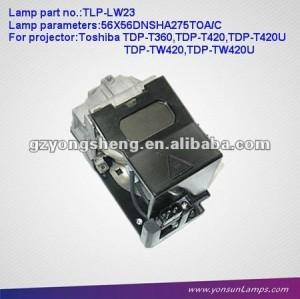 Projektor-Lampen &Bulb TLP-LW23 für Toshiba TDP-T360