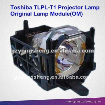Original projektorlampe modul tlplt1 fit für toshiba projektor tdp-s2/tdp-t1