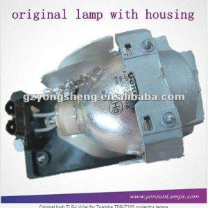 Tlp-lw14 tdp-tw355u lampada del proiettore per toshiba