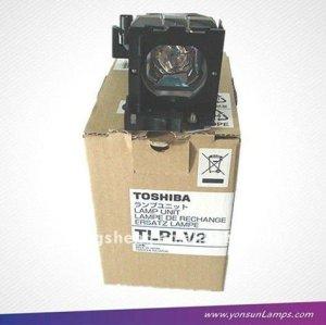 Toshiba tlp-lv2 lampadina tlp-s40 lampada del proiettore per toshiba