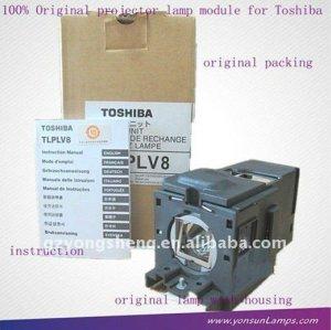 Toshiba tlp-lv3 lampada del proiettore per toshiba tlp-s10 proiettore