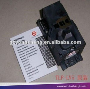 Toshiba tlplv5 lampada del proiettore per adattarsi tdp-s25/U proiettore