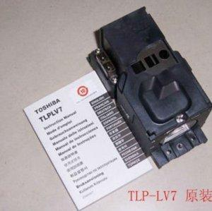 Originale toshiba tlp-lv7 lampada del proiettore