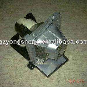 Lampe für projektor toshiba tlp-lv6 mit stabile performance