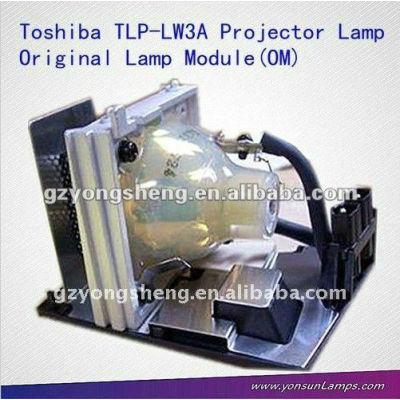 Lampe für projektor toshiba tlp-lw3a mit stabile performance