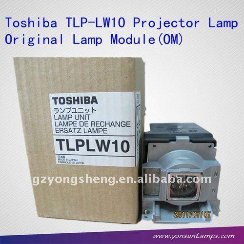 Tlp-lw10 lampada del proiettore per toshiba con prestazioni eccellenti