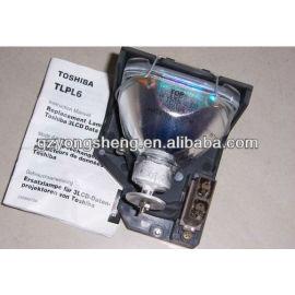 Tlp-l6 proyector de la lámpara con un excelente rendimiento