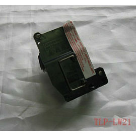 TLP-LW21 projector lamp for Toshiba with high quality