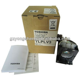 TLP-LV3 Toshiba projector lamp fit for Toshiba TLP-S10