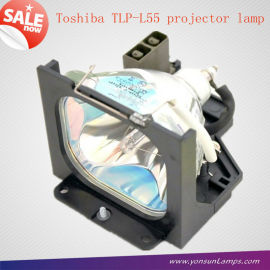 Toshiba TLP-L55 projector lamp for TLP-250 projector