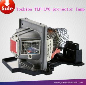 Originale toshiba tlp-lv6 lampada del proiettore