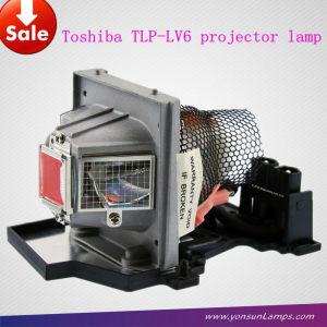 original TLP-LV6 Toshiba Projector Lamp