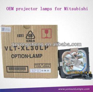 Vlt-xl30lp lampada del proiettore per mitsubishi proiettore sl25