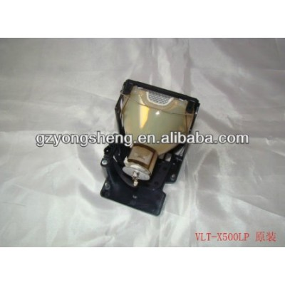 Original projektorlampe vlt-x500lp für mitsubishi s490u/s490u