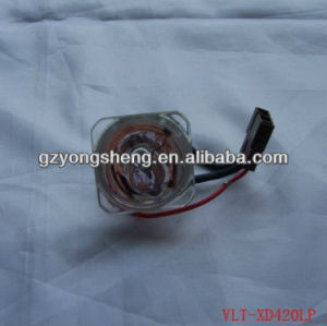 Original projector lamp VLT-XD300LP for Mitsubishi XD300 with stable performance