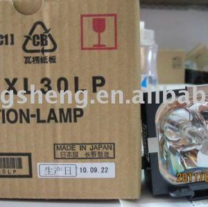 Originale vlt-xl30lp per mitsubishi xl25 lampade per proiettori