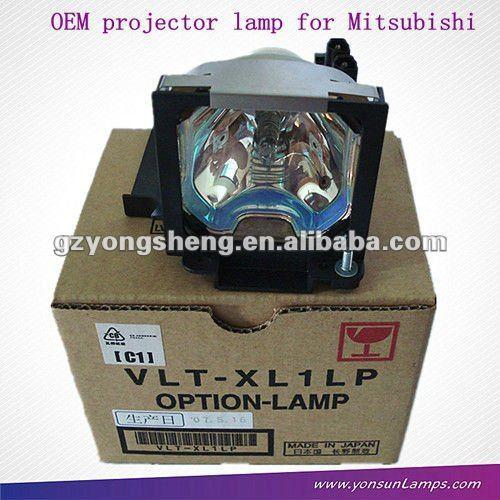 Mitsubishi projektor lampe vlt-xl1lp