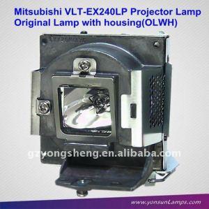 Vlt-ex240lp mitsubishi lampada del proiettore