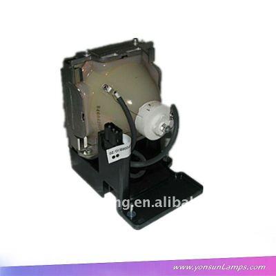 Vlt-xl6600lp mitsubishi lampada del proiettore con custodia