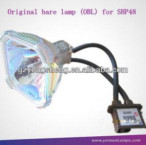 Originale mitsubishi x70u vlt-x70lp proiettore lampade