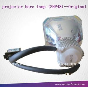 VLT-X70LP for Mitsubishi X70U projector lamp