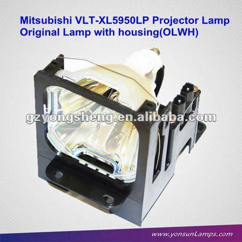 Projektor lampe für mitsubishi oem vlt-xl5950lp einheit