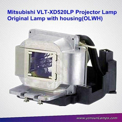 Vlt-xd520lp xd520u mitsubishi projektorlampe