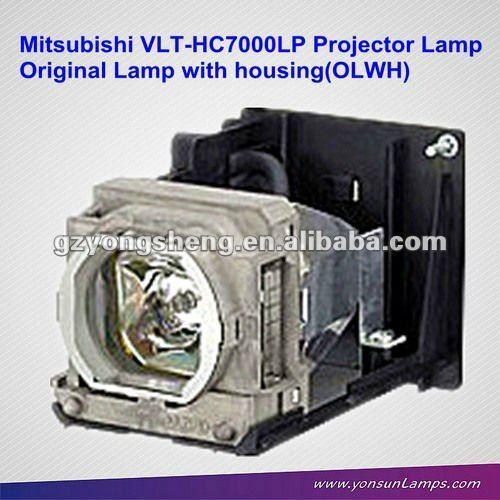 Projektor lampe für mitsubishi vlt-hc7000lp