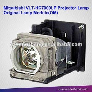 Lampade per proiettori per vlt-hc7000lp mitsubishi lampada del proiettore