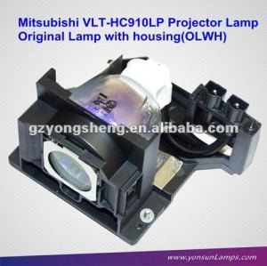 For Mitsubishi VLT-HC910LP projector lamp for HC1100,HC1500,HC3000