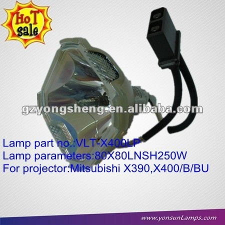 Mitsubishi projektorlampe vlt-x400lp x400u option lampe